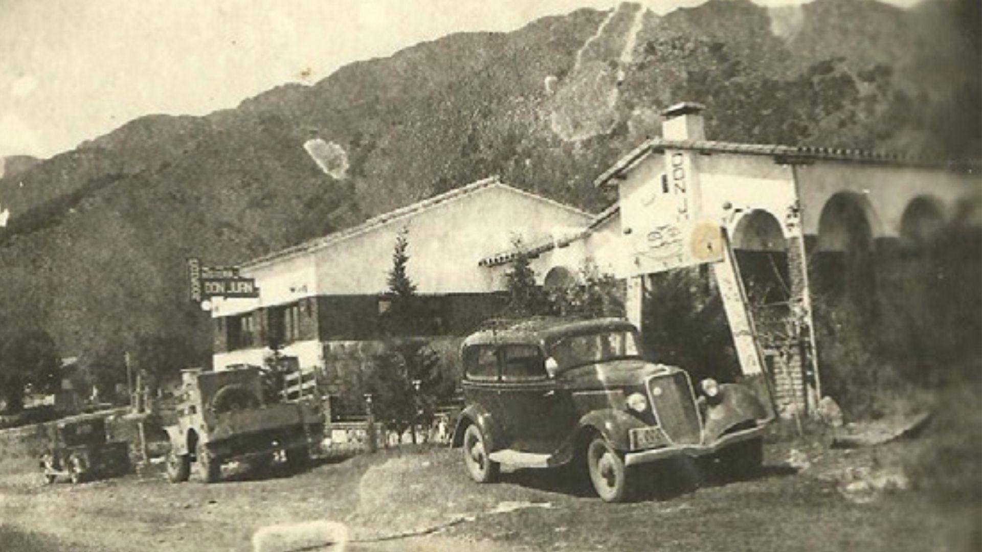 Hostería Don Juan 1940